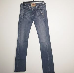 Guess Premium Distressed Modele Jeans Waist 26